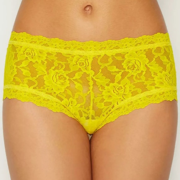 Hanky Panky Other - Hanky Panky Signature lace  boy short panty xs